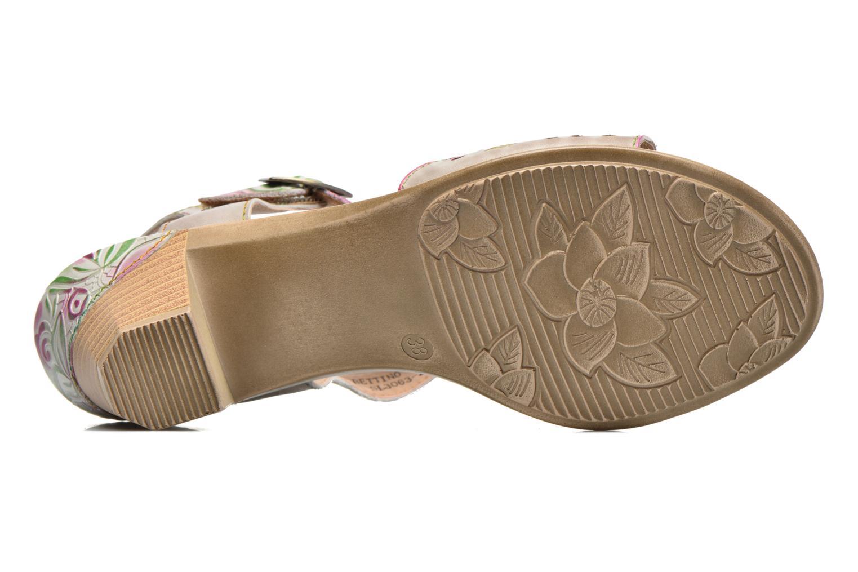 Sandales et nu-pieds Laura Vita Bettino 02 Multicolore vue haut