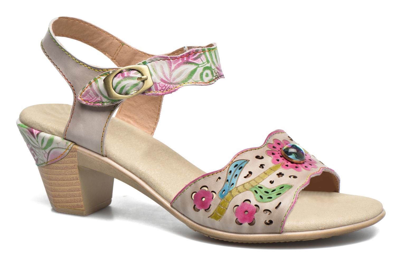 Sandales et nu-pieds Laura Vita Bettino 02 Multicolore vue détail/paire