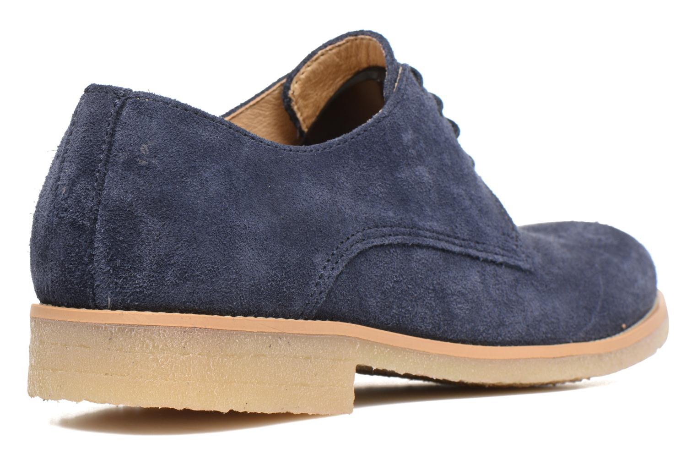 Chaussures à lacets Mr SARENZA Soldn Bleu vue face