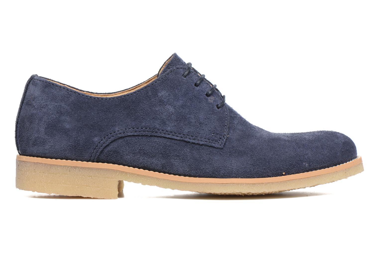 Chaussures à lacets Mr SARENZA Soldn Bleu vue détail/paire