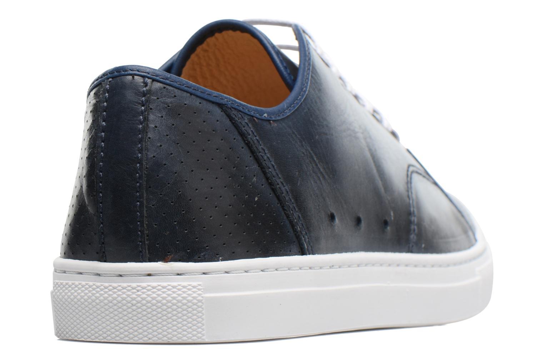 Sneaker Mr SARENZA Stord blau ansicht von vorne