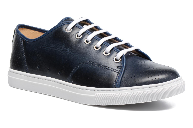 Sneaker Mr SARENZA Stord blau ansicht von rechts