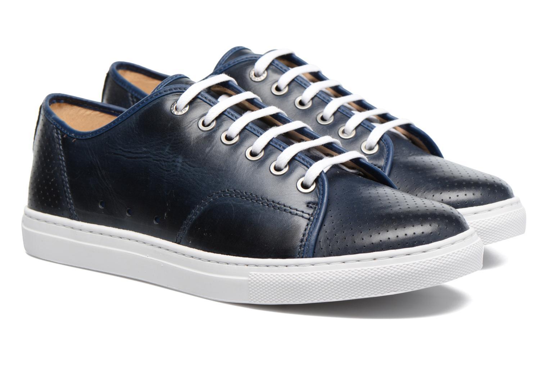 Sneaker Mr SARENZA Stord blau ansicht von hinten