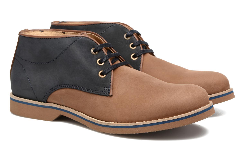 Bottines et boots Mr SARENZA Sandness Marron vue derrière