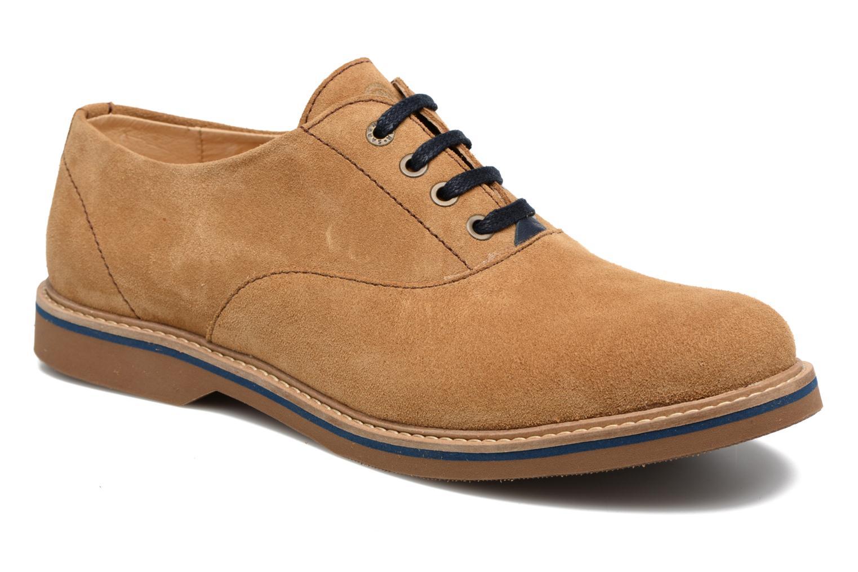 Chaussures à lacets Mr SARENZA Sorges Marron vue droite