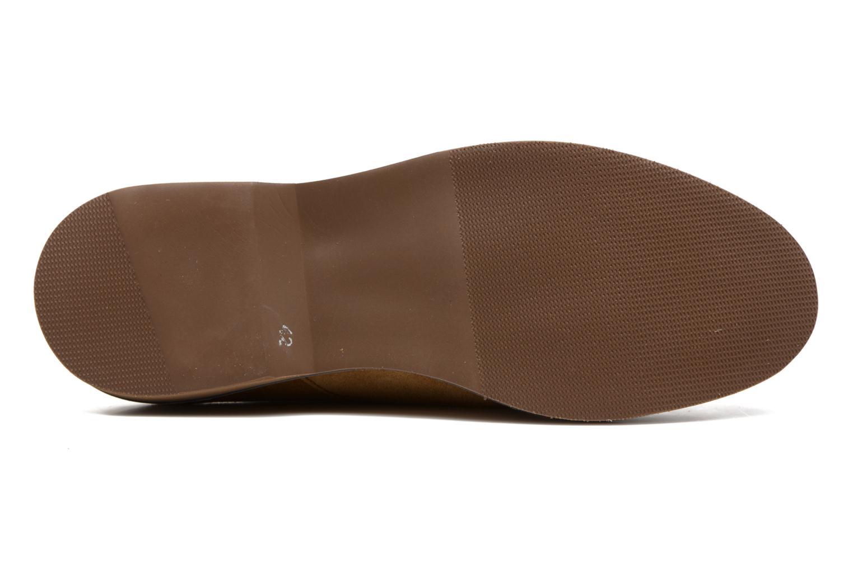 Chaussures à lacets Mr SARENZA Sorges Marron vue haut