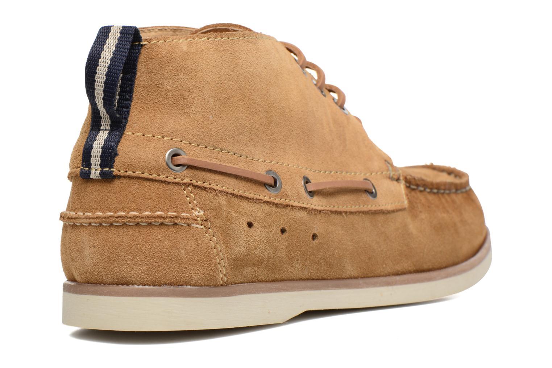 Chaussures à lacets Mr SARENZA Stavanger Marron vue face