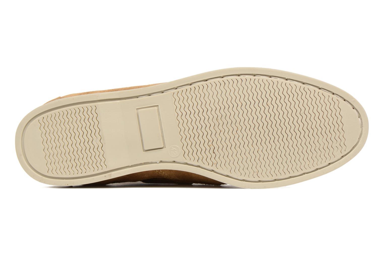Chaussures à lacets Mr SARENZA Stavanger Marron vue haut