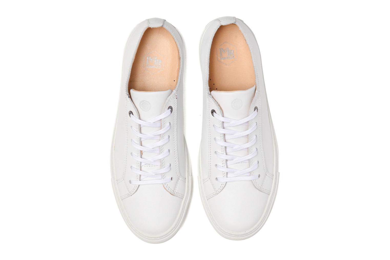 Baskets Mr SARENZA Sirtucl Blanc vue portées chaussures