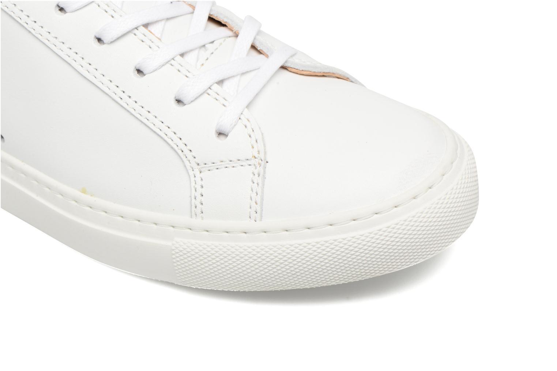 Baskets Mr SARENZA Sirtucl Blanc vue gauche