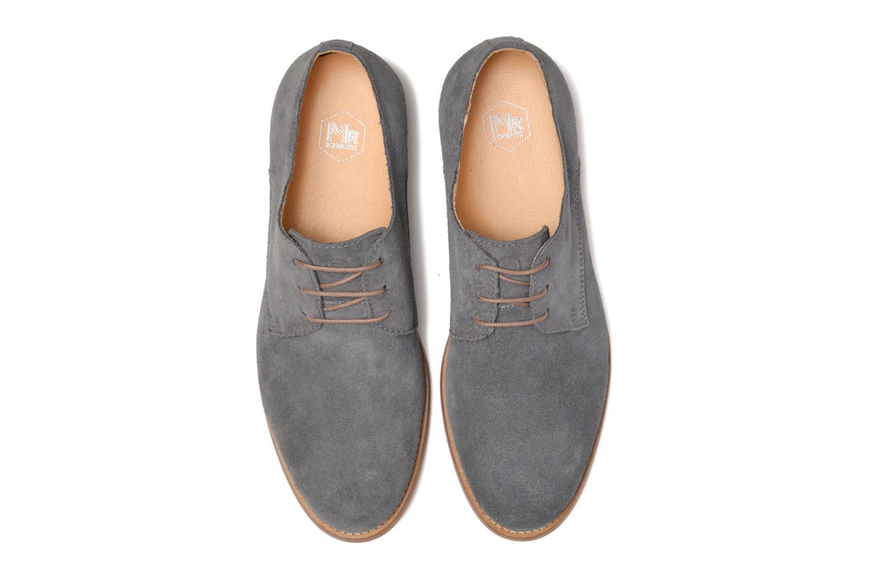 Chaussures à lacets Mr SARENZA Sallique Gris vue portées chaussures