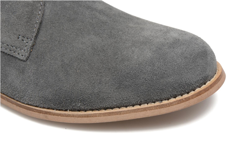 Chaussures à lacets Mr SARENZA Sallique Gris vue gauche