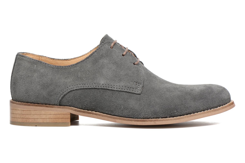 Chaussures à lacets Mr SARENZA Sallique Gris vue détail/paire
