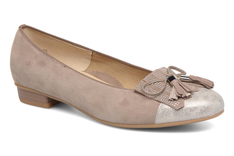 Grandes descuentos últimos zapatos Ara Bari 33727 (Gris) - Bailarinas Descuento