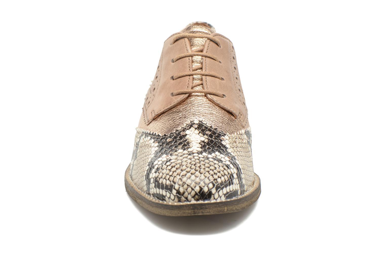 Chaussures à lacets Ara Kent 31210 Beige vue portées chaussures