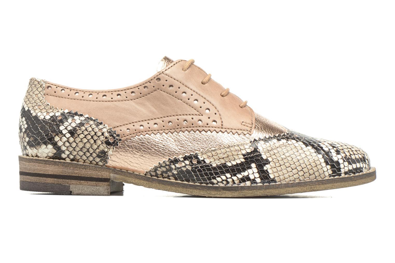 Chaussures à lacets Ara Kent 31210 Beige vue derrière