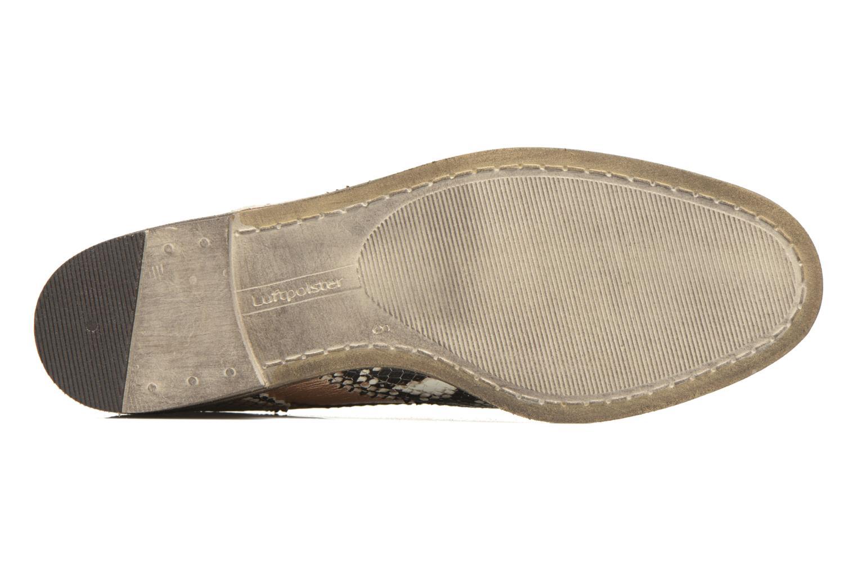 Chaussures à lacets Ara Kent 31210 Beige vue haut