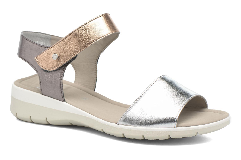 Sandales et nu-pieds Ara Lido 36021 Multicolore vue détail/paire