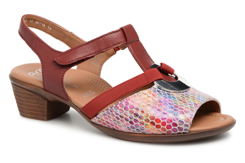 Ara Lugano 35715 (Multicolore) - Sandales et nu-pieds chez Sarenza (322294)