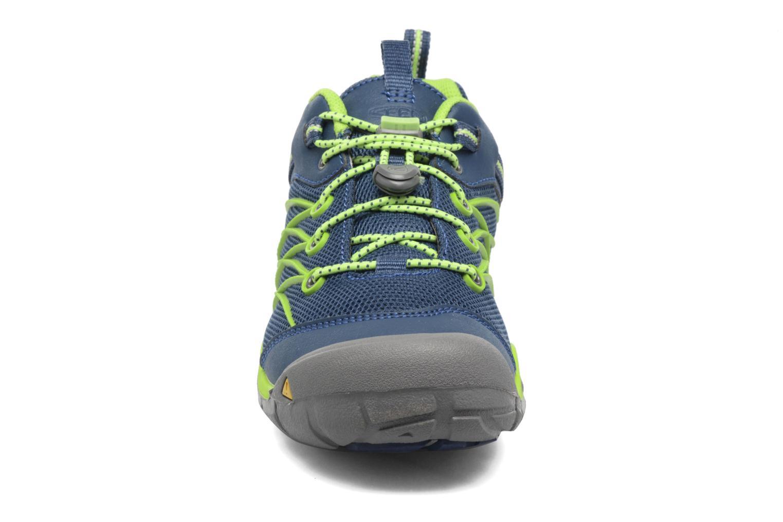 Chaussures de sport Keen Chandler CNX Multicolore vue portées chaussures