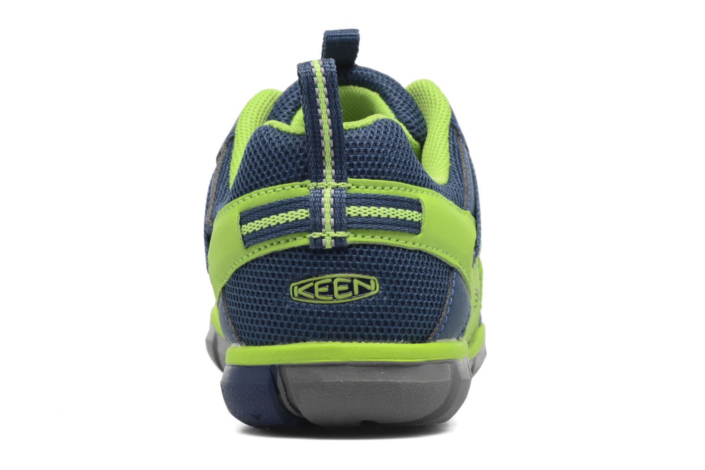 Chaussures de sport Keen Chandler CNX Multicolore vue droite