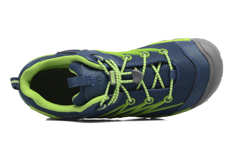 Chaussures de sport Keen Chandler CNX Multicolore vue gauche