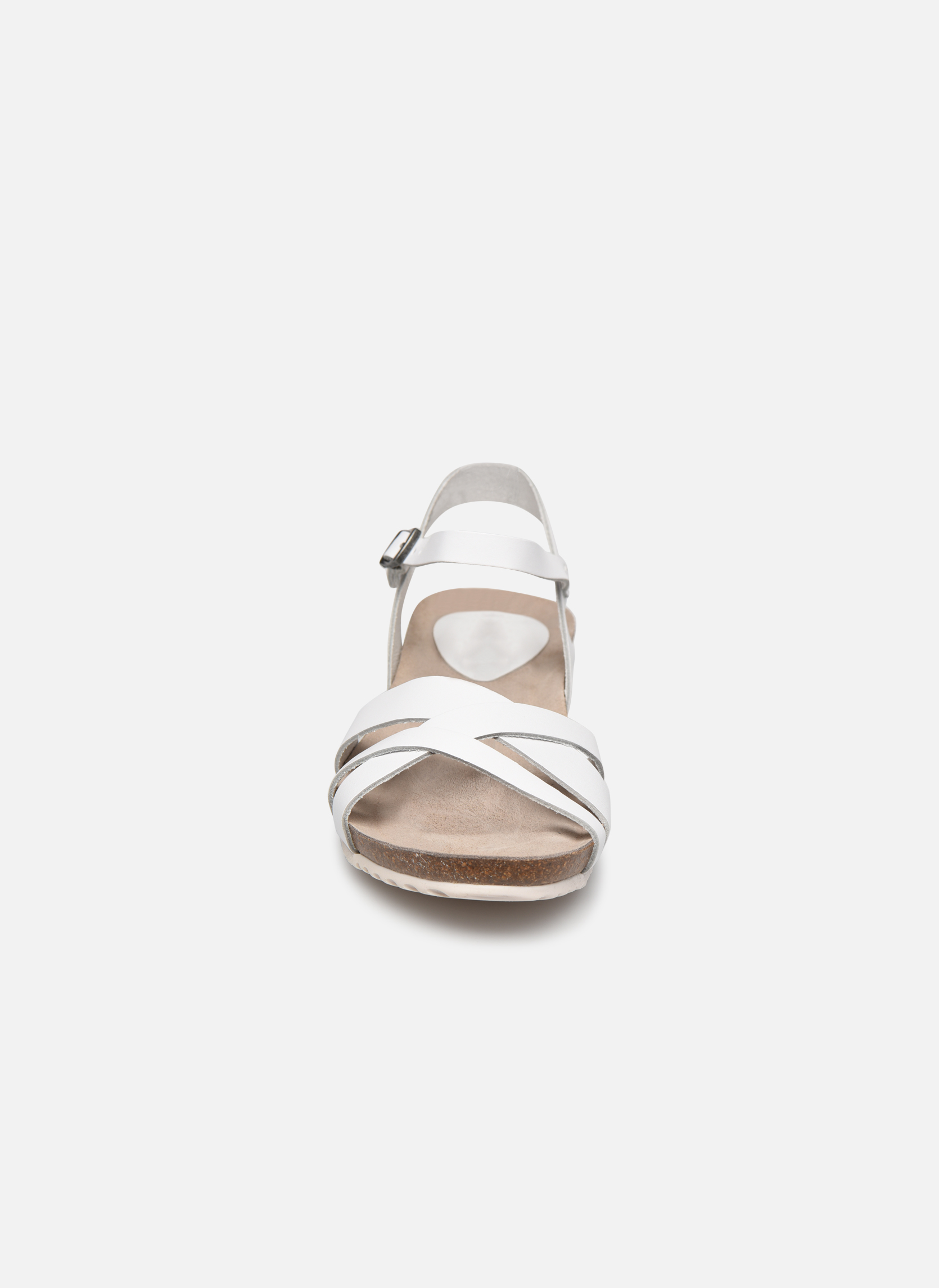 Sandalen TBS Sabinne Wit model