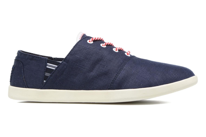 Chaussures à lacets TBS Teodora Bleu vue derrière