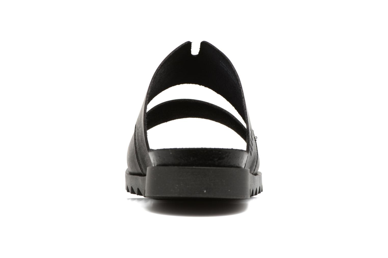 Sandales et nu-pieds TBS Typhenn Noir vue droite