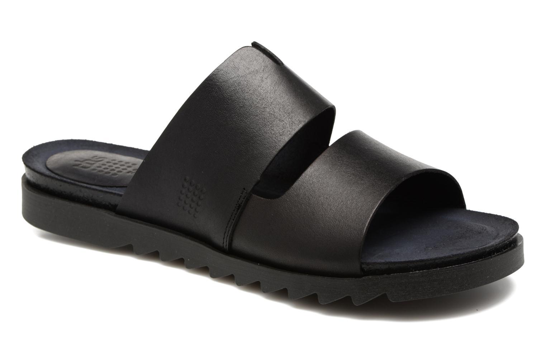 Sandales et nu-pieds TBS Typhenn Noir vue détail/paire