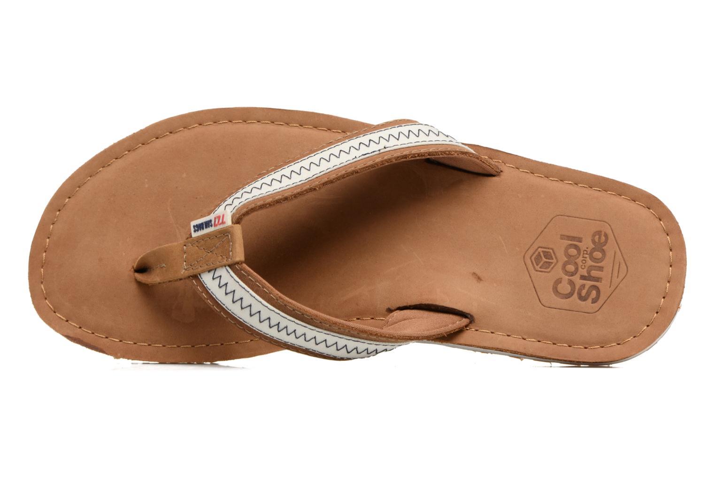Tongs Cool Shoe Sand 2.0 - 727 Marron vue gauche