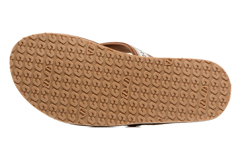 Tongs Cool Shoe Sand 2.0 - 727 Marron vue haut
