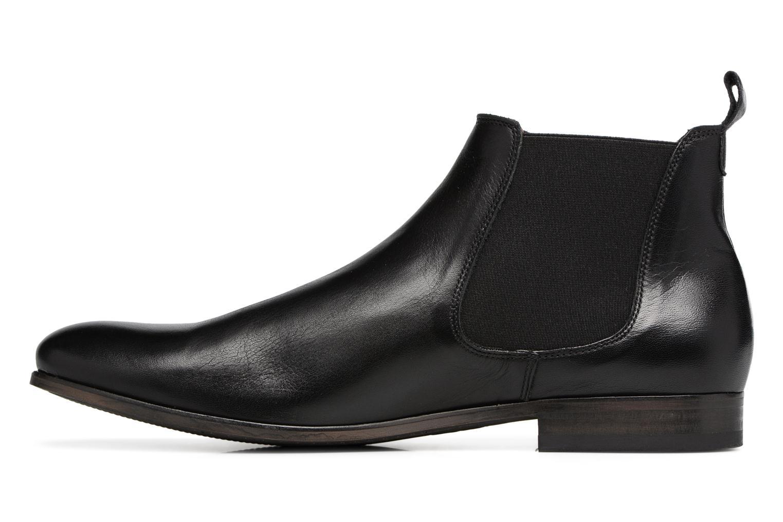 Bottines et boots Brett & Sons Joe Noir vue face