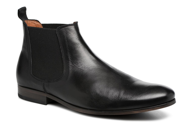 Bottines et boots Brett & Sons Joe Noir vue détail/paire