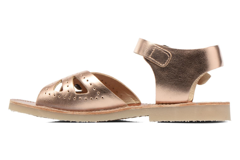 Sandales et nu-pieds Young Soles Pearl Rose vue face