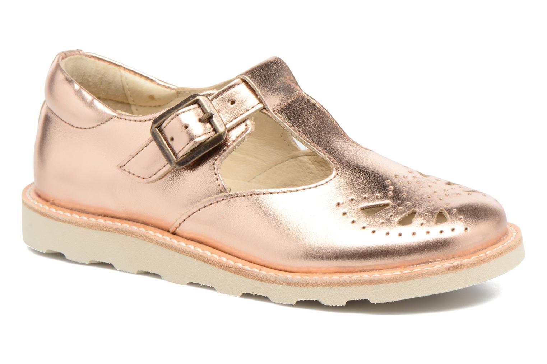 Sandales et nu-pieds Young Soles Rosie Rose vue détail/paire