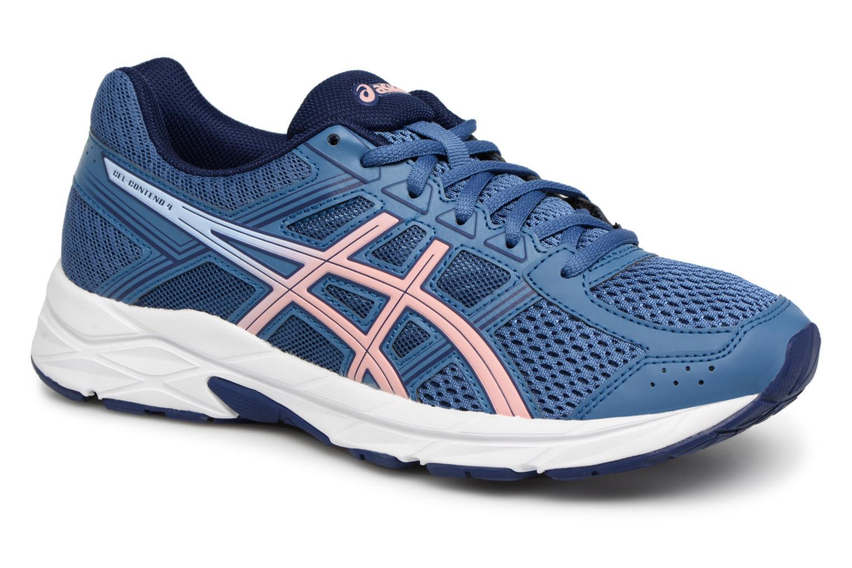 Grandes descuentos últimos zapatos Asics Gel-Contend 4 W (Azul) - Zapatillas de deporte Descuento