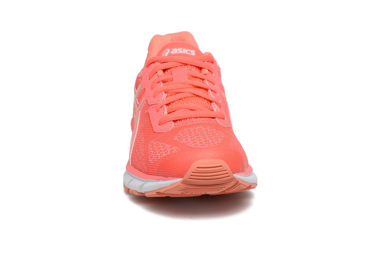 Chaussures de sport Asics Gel-Impression 9 W Orange vue portées chaussures