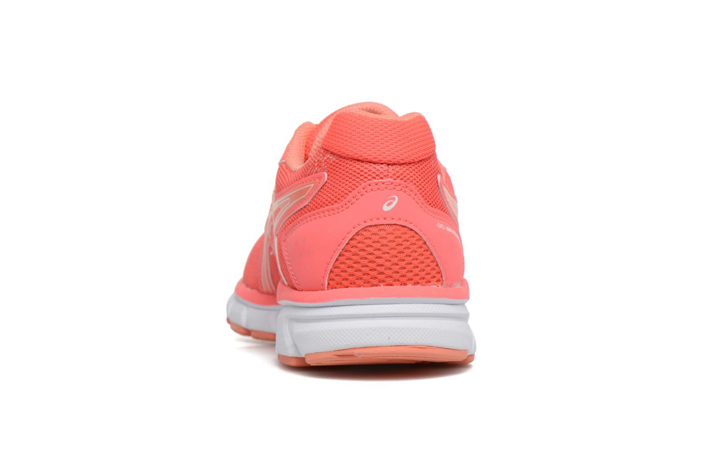 Chaussures de sport Asics Gel-Impression 9 W Orange vue droite