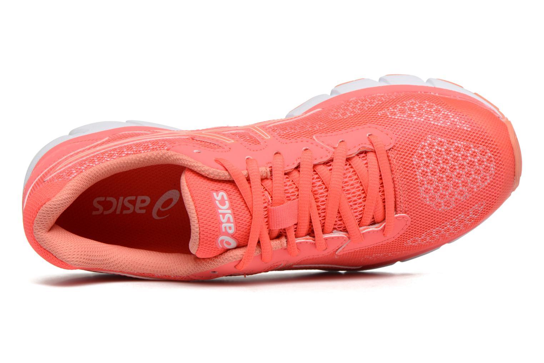 Chaussures de sport Asics Gel-Impression 9 W Orange vue gauche