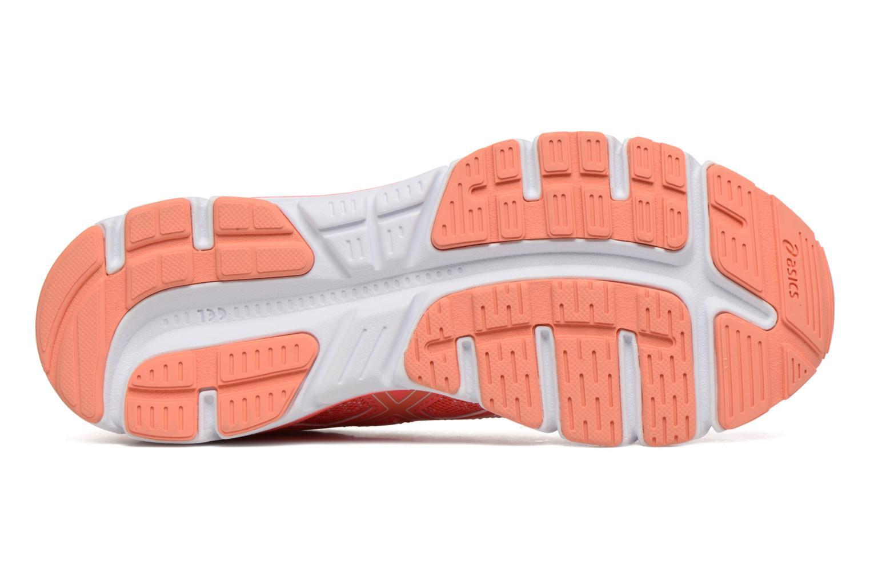 Chaussures de sport Asics Gel-Impression 9 W Orange vue haut