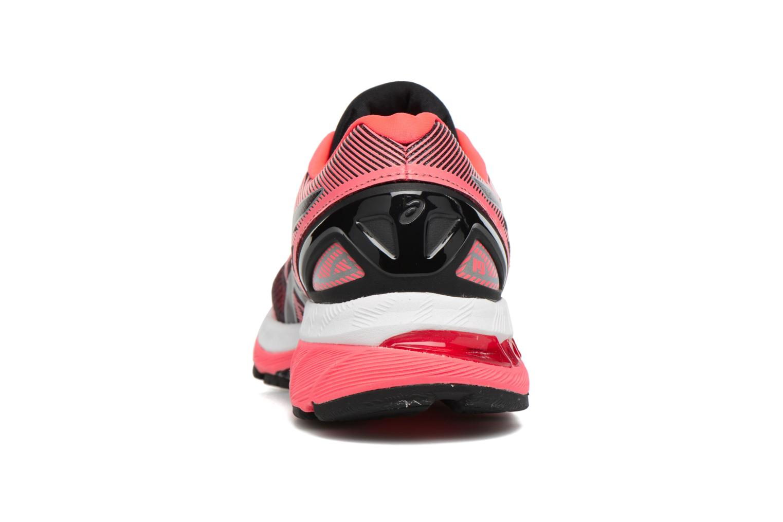 Gel-Nimbus 19 W Black/Silver/Diva Pink