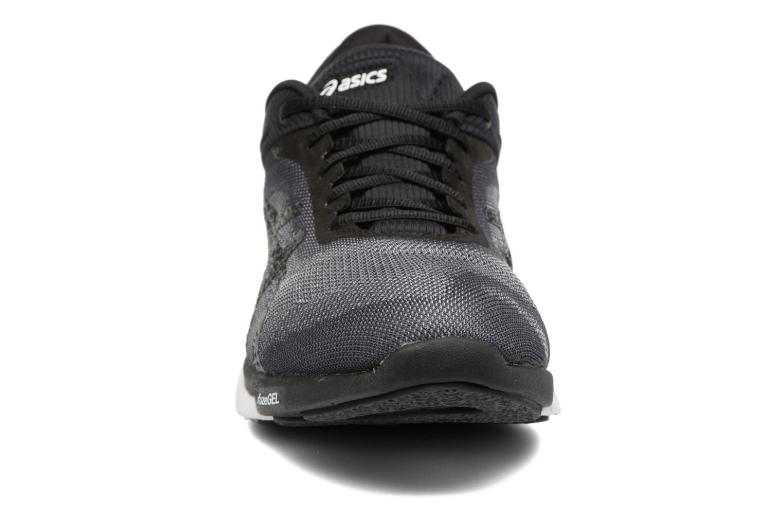 Sport shoes Asics Fuzex Rush Black model view