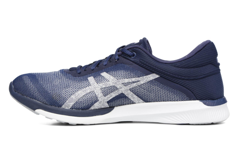Chaussures de sport Asics Fuzex Rush Bleu vue face