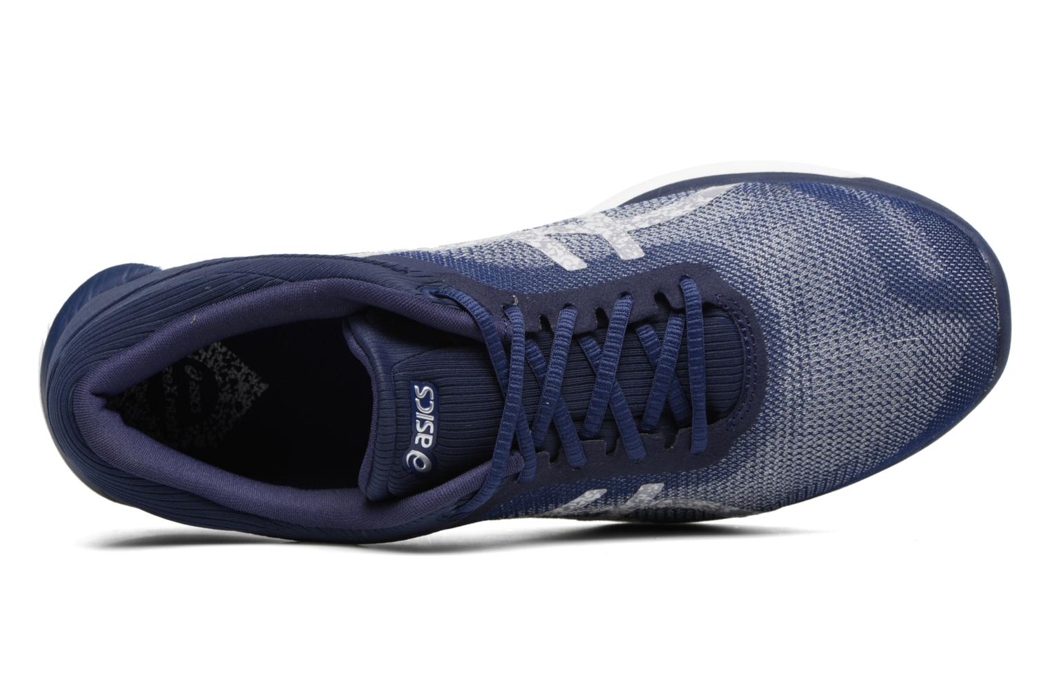 Sport shoes Asics Fuzex Rush Blue view from the left