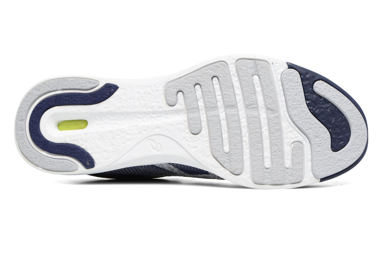 Chaussures de sport Asics Fuzex Rush Bleu vue haut
