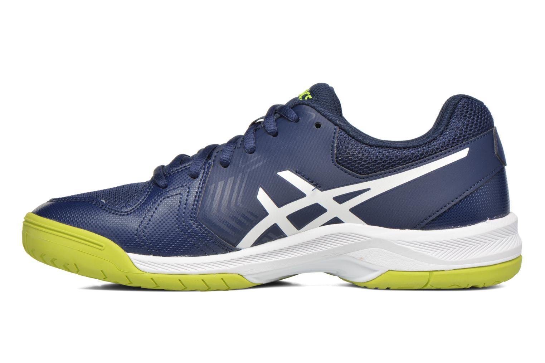 Chaussures de sport Asics Gel-Dedicate 5 Bleu vue face