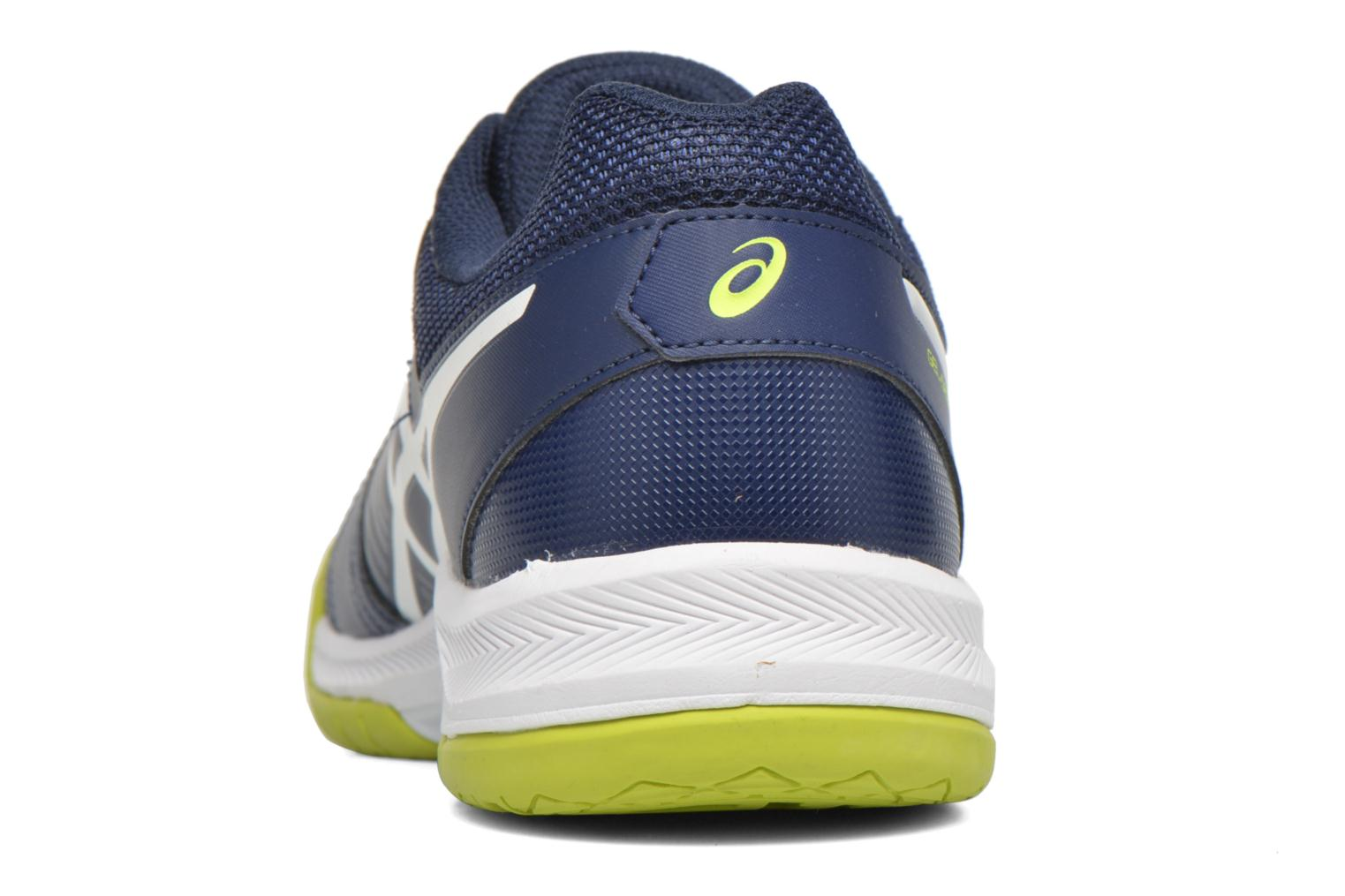 Sport shoes Asics Gel-Dedicate 5 Blue view from the right