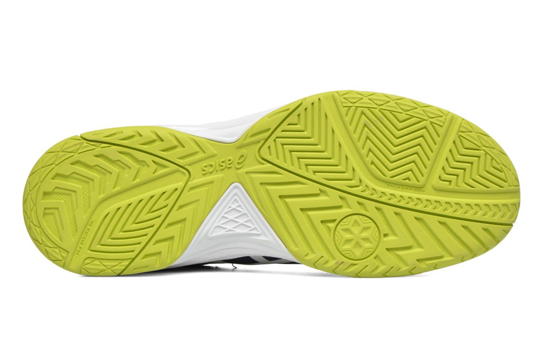 Chaussures de sport Asics Gel-Dedicate 5 Bleu vue haut