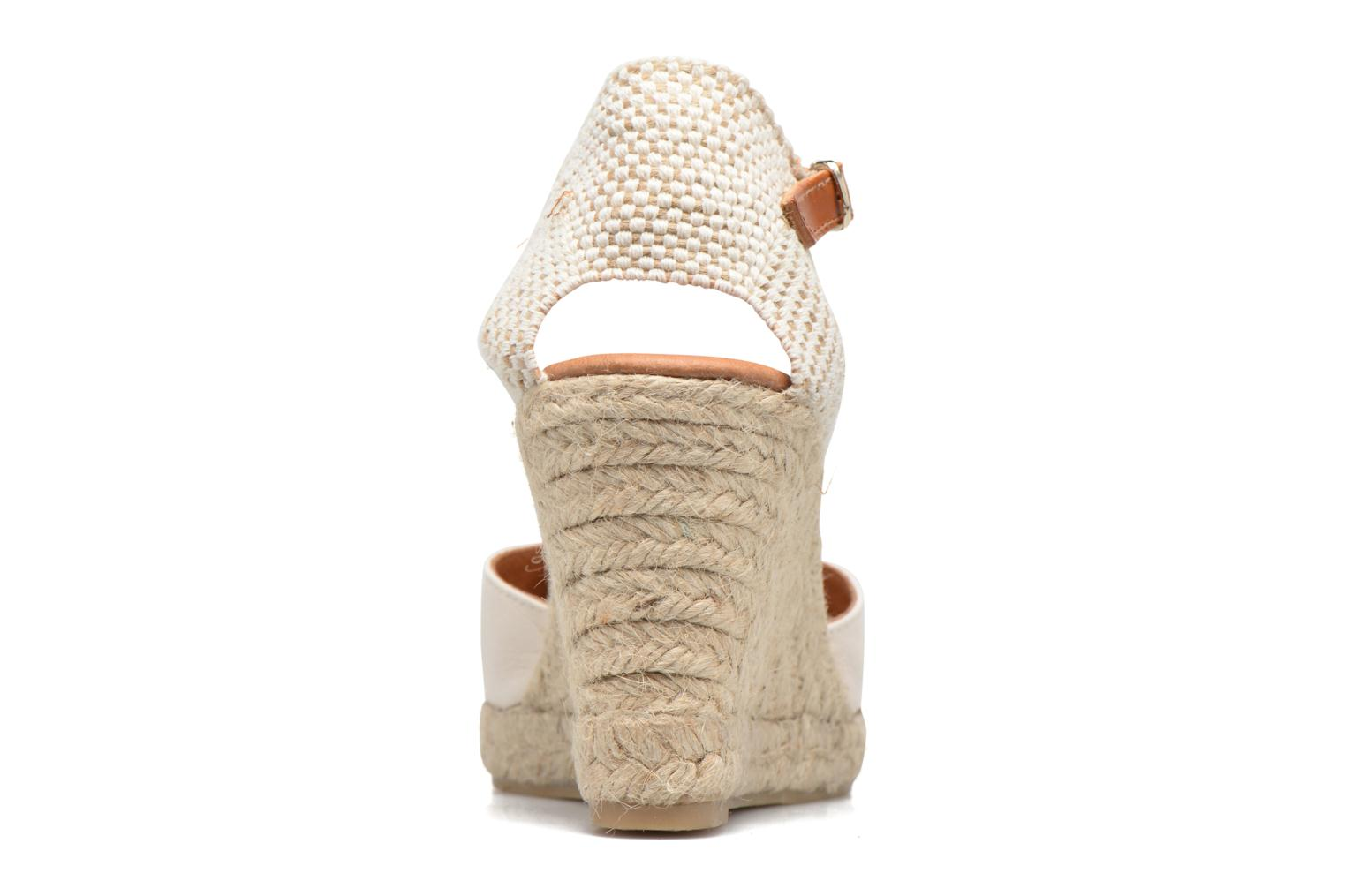 Espadrilles Maypol Nantes Beige view from the right